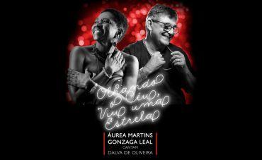 Gonzaga Leal e Áurea Martins celebram a estrela Dalva de Oliveira