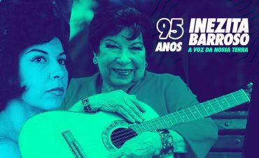 Inezita Barroso, a voz da nossa terra