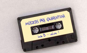 Na quarentena, Vire o Vinil - Vol. I
