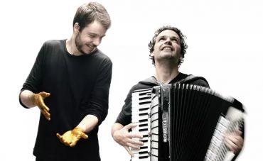 """O """"Garimpo"""" repleto de parcerias, de João Cavalcanti e Marcelo Caldi"""