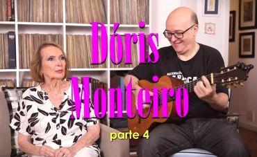 Dóris Monteiro Encontra Seus Jovens Fãs e Revive Hits e Lados B (parte 4)