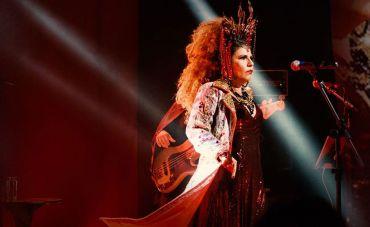 Rita Benneditto no Teatro Rival