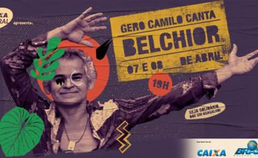 Gero Camilo canta Belchior