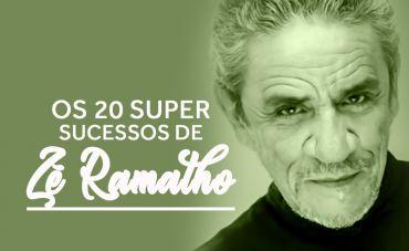 A voz de um cantador: '20 Super Sucessos' de Zé Ramalho