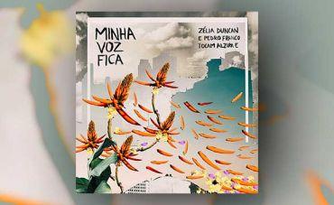 Zélia Duncan abre as comemorações dos seus 40 anos de carreira com álbum em homenagem a Alzira E
