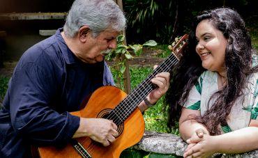 'Dentro d'água': Maria Marcella canta Dori Caymmi com participação do compositor