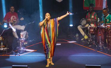 Maria Rita agita o Circo com seu DNA de serpentina