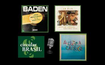 Conheça um Brasil Instrumental de Múltiplas Cores