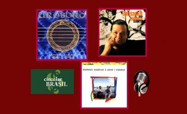Vamos fazer um passeio pela música do Centro-oeste e Sudeste do Brasil?