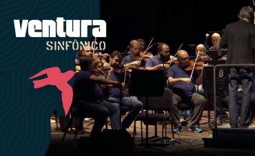 Los Hermanos renascem eruditos pela Orquestra Petrobrás Sinfônica