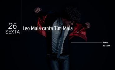 Leo Maia canta Tim Maia e convida Claudio Zoli