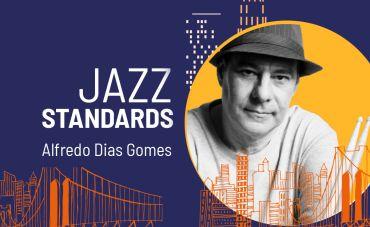 Alfredo Dias Gomes lança seu primeiro disco totalmente dedicado ao jazz