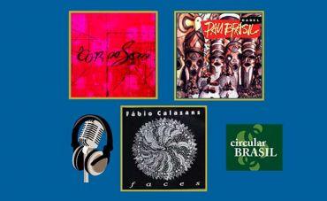 Confira a Energia e o Vigor do Instrumental Brasileiro