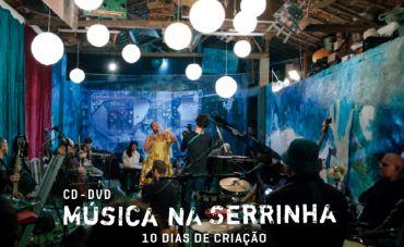 """""""Música na Serrinha"""" congrega em Jam sessions instrumentistas de diversos países"""