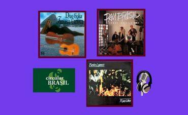 Circular Brasil traz álbuns antigos que o tempo não envelhece