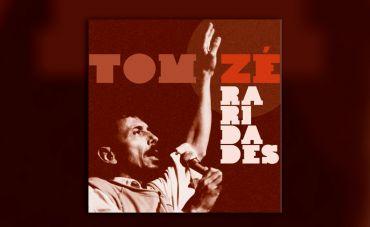 Tom Zé lança álbum 'Raridades' em todas as plataformas digitais