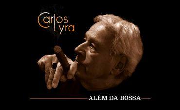 """No novo CD, Carlos Lyra vai """"Além da Bossa"""""""