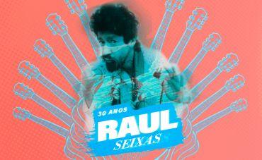30 anos sem Raul Seixas: a eterna liberdade de um Maluco Beleza