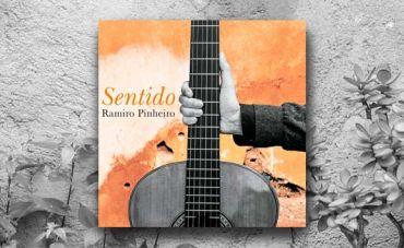Ramiro Pinheiro lança 'Sentido', seu primeiro trabalho autoral