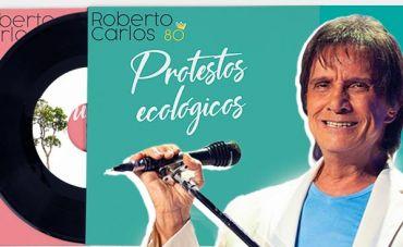 Roberto Carlos 80: os protestos ecológicos