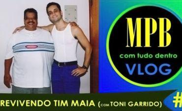 Revivendo Tim Maia Com Toni Garrido