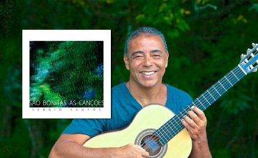 São bonitas as canções na voz de Sérgio Santos