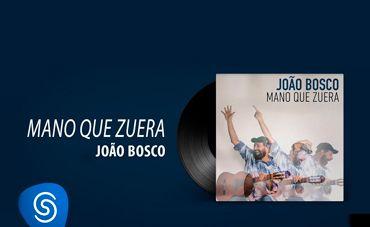 """""""Mano que zuera"""": João Bosco novo na área"""