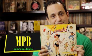 Os primeiros LPs brasileiros