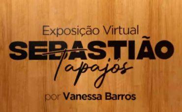 Trajetória de Sebastião Tapajós é contada em exposição virtual