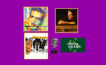 Vamos viajar pela música do Sul, Centro-Oeste e Sudeste do Brasil!