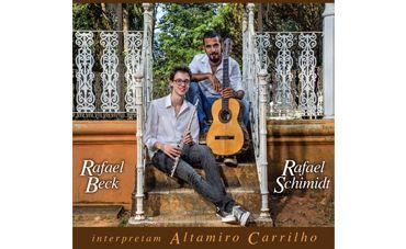 Dois Rafael celebram Altamiro Carrilho
