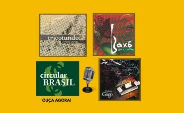 Vem fazer essa viagem com a gente. Visitaremos artistas de Niterói, Curitiba e São Paulo!