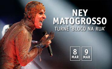 Ney Matogrosso no Vivo Rio | Datas Extras!