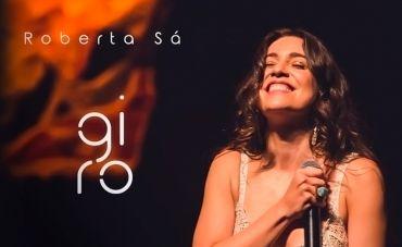 Roberta Sá em turnê de 'Giro', seu mais recente álbum
