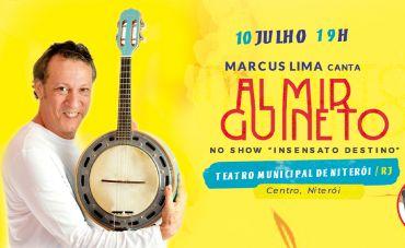 Almir Guineto terá sua obra rememorada por Marcus Lima