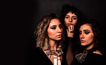 As vozes novas de Julia, Juliana e Duda, no Teatro Ipanema