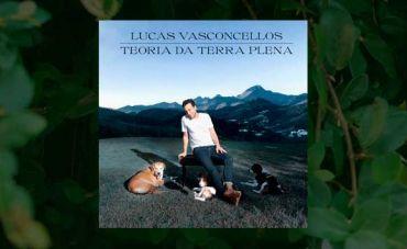 Lucas Vasconcellos faz mergulho íntimo em 'Teoria da Terra Plena', seu quarto disco independente