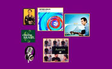 O RJ em destaque: Antônio Adolfo, Zé Paulo Becker e a dupla Bruno Migliari e Chester Harlan