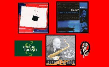 Conheça o som de Alexandre Carvalho,  Bruce Henri e Cláudio Sander