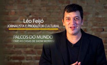 Palcos do Mundo, de Léo Feijó