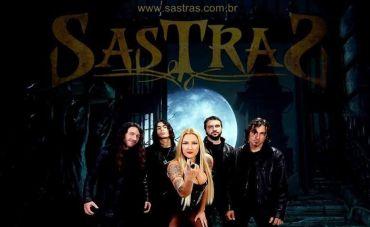Entrevista com Nathy Pfütze - Vocalista da banda Sastras