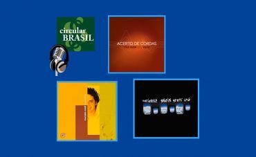 O Circular Brasil visita os talentos de Italo Peron (SP), Marcelo Caldi (RJ) e Gabriel Grossi (DF)