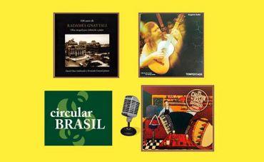 Circular Brasil traz a música instrumental de ontem e de hoje