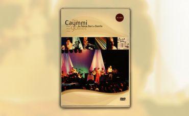 "Clássico DVD ""Para Caymmi de Nana, Dori e Danilo"" chega ao canal da Warner Music Brasil no Youtube"