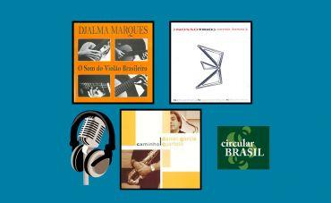 Artistas de 5 estados no Circular Brasil!