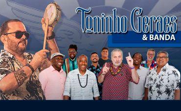 Toninho Geraes canta na Portela