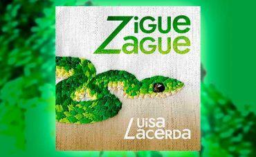 Luísa Lacerda estreia solo no EP 'Zigue Zague'