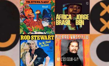 A MPB pelo mundo em: O hit de Rod Stweart, o ouvido do francês e outras versões 'legais'